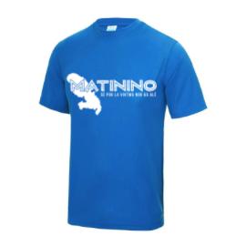 T shirt bleu enfant