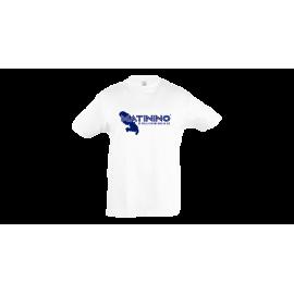 T shirt blanc enfant