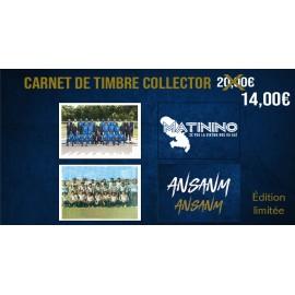 Carnet de timbre Collector...
